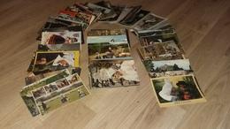 1 Lot De Folklore D'Env 470 Cartes Postales Modernes Et Semi Modernes - Groupe Flolklorique De Diverses Régions Coiffes - Postcards