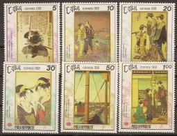 Cuba 3148/3153 ** MNH. 1991 - Kuba