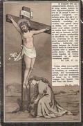 DP. AUGUST PARDON ° BEGGYNENDYCK 1878 - + 1912 - Religion & Esotérisme