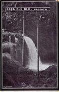 RAR!!! SAO TOME (Trauminsel Am Äquator) - Roça Blu Blu - Cascata, Original Karte Um 1900 - Sonstige