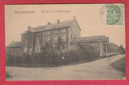 Macquenoise - Ferme De L'Ermitage -1920 - Editi: Douniau , Chimay  ( Voir Verso ) - Momignies