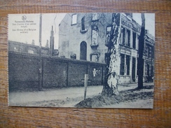 Belgique , Termonde - Ruines , Sas ( Tombe D'un Soldat Belge ) - Autres
