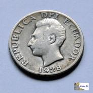Ecuador - 50 Centavos - 1928 - Ecuador