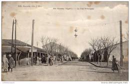 Ain Kercha ( Algérie ) - La Rue Principale - Autres Villes