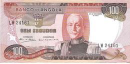 Angola - Pick 101 - 100 Escudos 1972 - XF+ - Angola