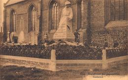 Loo Lo Reninge    Standbeeld Der Gesneuvelde Soldaten         X 29 - Lo-Reninge