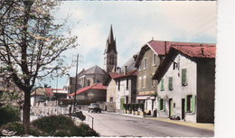 CPSM Cessieu - Entrée Du Village En Venant (26874) - La Tour-du-Pin