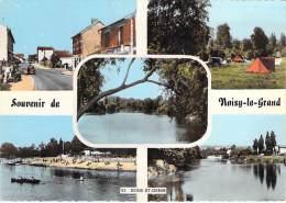 93 - NOISY LE GRAND : Jolie Multivues Colorisée - CPSM Dentelée GF - Seine St Denis - Noisy Le Grand