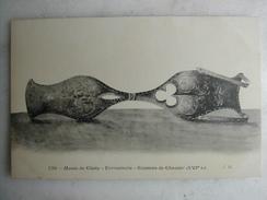 SCENES ET TYPES - PARIS - Musée De Cluny - Ferronnerie - Ceinture De Chasteté - XVIè Siècle - Musei