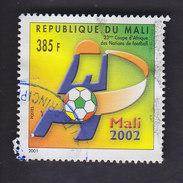 Mali. 23e Coupe D'Afrique Des Nations De Football. 1845