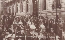 Brussel, Bruxelles, Funérailles Nationales Du Cardinal Mercier, Le 28 Janvier 1926 (pk33031) - Fêtes, événements