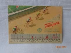 CARTOLINA D'EPOCA GIRO D'ITALIA 1953 VII TAPPA ROMA GROSSETO FOLLONICA - Ciclismo