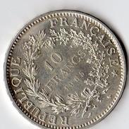 PICE DE 10 FRANCS DE 1965 - Francia