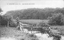 44  - LE GAVRE : Les Abords De La Forêt - CPA - Loire Atlantique - Le Gavre