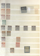 BENIN DAHOMEY COLLECTION PLUS DE 2700 EUROS COTATION YVERT & TELLIER MONTADO EN CLASIFICADOR DE 320 BANDAS VOIR SCANS