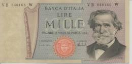 ITALY P. 101c 1000 L 1973 UNC - [ 2] 1946-… : République