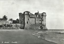 S. Severa (Santa Marinella) Castello VG 1964 - Italia