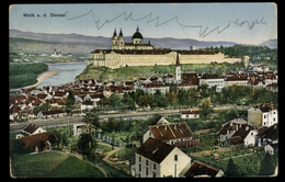 [023] Melk, Gel. ~1910, Verlag Schaffer (Wien) - Melk