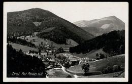 [023] Thal, Post Pernitz, Gel. 1934, Bez. Wr. Neustadt-Land, Ohne Verlagsangaben - Pernitz