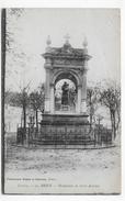 BRIVE - N° 32 - MONUMENT DE SAINT ANTOINE - CPA NON VOYAGEE - Brive La Gaillarde