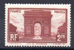 FRANCE - YT N° 258 - Neuf ** - MNH - Cote: 95,00 € - Neufs