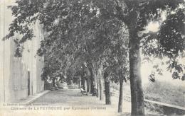 Château De Lapeyrouse Par Epinouze (Drôme) - Sous Les Arbres - Edition L. Charvat - France