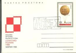 POSTMARKET   POLONIA  1982