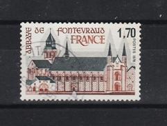 1978 - Abbaye De Fontevraud Yv No 2002 - France