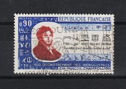 1972 - 150 Anniv. Jean Fracois Champolion Yv No 1734 - France