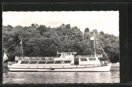"CPA Bateaudienst Nijmegen-Kleef, Schiff ""Jaqueline"" - Boten"