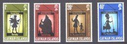 Cayman Islands 1970 Charles Dickens Set Of 4 MNH - Cayman Islands