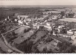 G , Cp , 65 , CASTELNAU-RIVIÈRE-BASSE , Vue Panoramique Aérienne
