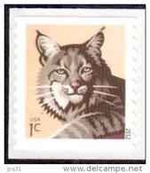 USA 2012 - Lynx / Bobcat - Roulette Avec Numéro - Roulettes