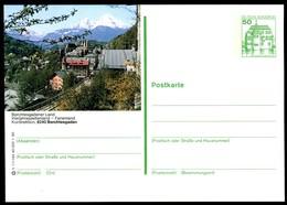 76576) BRD - P 130 H11/164 - * Ungebraucht - 8240 Berchtesgaden - Sommerlandschaft - Cartoline Illustrate - Nuovi