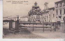 Cesena Fontana Del Conte Masini Discepolo Di Raffaello  1916 - Cesena