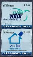 EL SALVADOR   (AME 197) - Salvador