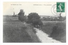 CORBAS  (cpa 38)  Vue Générale -   - L 1 - France