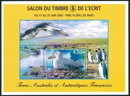 TAAF 2006 - Yv. BF 15 (451) ** TB  Cote= 18,00 EUR - Salon Du Timbre Et De L'Ecrit ..Réf.TAF20423 - French Southern And Antarctic Territories (TAAF)