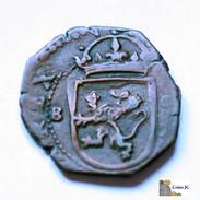 España - Felipe IV - 16 Maravedíes - 1621/1665 - Autres