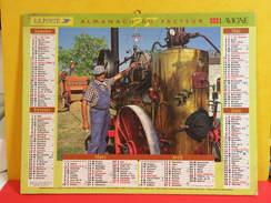 Calendrier > Les Métiers De La Campagne - Almanach Des P.T.T. 1997 Vendu En état - Calendriers
