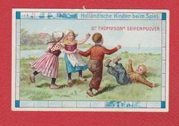 Dr Thompson Seifenpulver - Kaufmanns- Und Zigarettenbilder