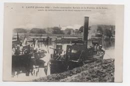 77 SEINE ET MARNE - LAGNY Petite Canonnière - Lagny Sur Marne