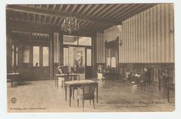 38 Dép.- 4.- Allevard-les-Bains - Splendid Hôtel - Salon De Correspondance. De Buisson, Phot., Cannes-Allevard. Carte Po - Allevard