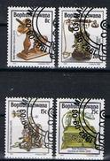 Bophuthatswana Y/T 92 / 95 (0) - Bophuthatswana