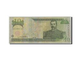 Dominican Republic, 10 Pesos Oro, 2000, KM:159a, TB - Dominicaine