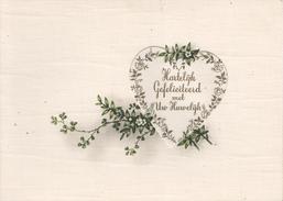 Huwelijkskaart 1953 - Hochzeiten