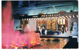 ASIA-1068    HONG KONG : Peninsule Hotel - China (Hong Kong)