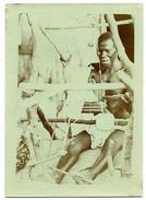 "NIGER -  ""Le Tisserand Au Travail"" Photo Originale - Africa"