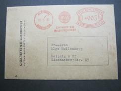 Firmen Freistempel , Meterstempel Auf Beleg Aus ALTONA  1936 - Deutschland