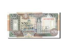 Somalie, 50 N Shilin = 50 N Shillings, 1991, KM:R2, 1991, NEUF - Somalie
